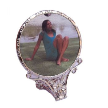 Personalised Antique Compact Mirror